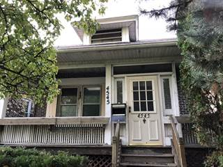 Single Family for sale in 4545 West Wrightwood Avenue, Chicago, IL, 60639