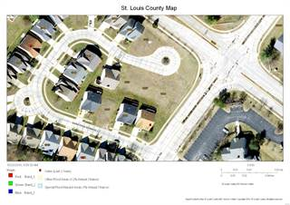Land for sale in 1077 Saratoga Springs Court, Florissant, MO, 63034