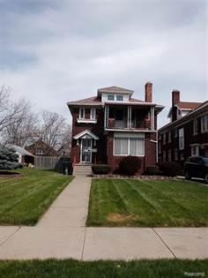 Multifamily for sale in 1612 VIRGINIA PARK Street, Detroit, MI, 48206