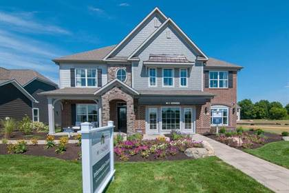 Residential Property for sale in 5035 Sagebrook Boulevard Plan: Clayton II Slab, Indianapolis, IN, 46239