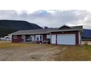 Single Family for sale in 3765 EDDY ROAD, McBride, British Columbia, V0J2E0