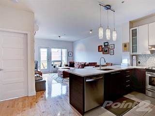 Apartment for sale in 256 Rue Charlevoix, #301, Montreal, Quebec