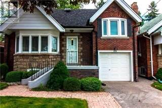 Single Family for sale in 212 GLENWOOD Crescent, Toronto, Ontario