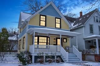 Single Family for sale in 929 12th Street, Wilmette, IL, 60091