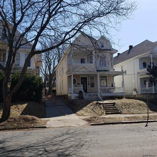Multifamily for sale in 1046 PARK AV, Schenectady, NY, 12308