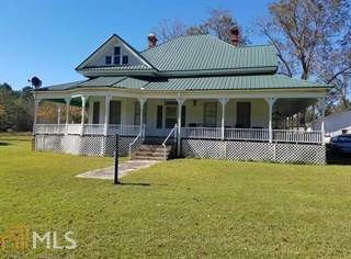 Single Family for sale in 25 H Pope R, Adrian, GA, 31002