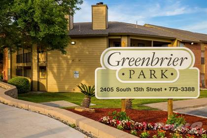 Apartment for rent in Greenbrier Park, Temple, TX, 76504