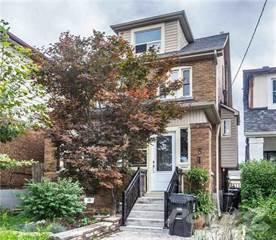 Residential Property for sale in 5 Buttonwood Ave, Toronto, Ontario, M6M2H9