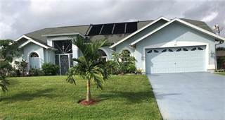 Single Family for sale in 1409 SW 18th TER, Cape Coral, FL, 33991