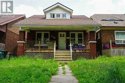 Single Family for sale in 756  RANDOLPH AVE, Windsor, Ontario, N9B2T8