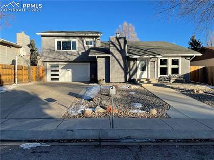 Residential Property for sale in 1671 Summernight Terrace, Colorado Springs, CO, 80909