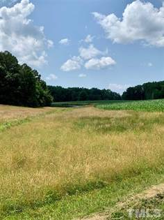 Farm And Agriculture for sale in 0 Robert Rowland Road, Oxford, NC, 27565