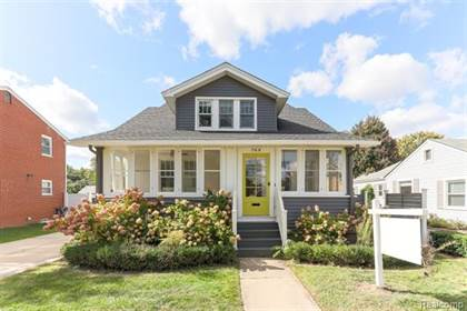 Residential Property for sale in 768 Virginia Street, Plymouth, MI, 48170