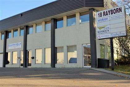 Office Space for sale in 18 RAYBORN CR 101, St. Albert, Alberta, T8N4B1