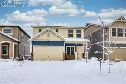 Residential Property for sale in 8333 Longleaf Lane, Colorado Springs, CO, 80927