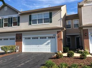 Townhouse for sale in 24064 WALNUT Circle, Plainfield, IL, 60585