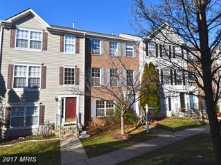 Townhouse for sale in 21111 CAMOMILE CT #99, Germantown, MD, 20876