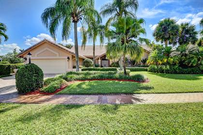 Residential Property for sale in 17578 Foxborough Lane, Boca Raton, FL, 33496