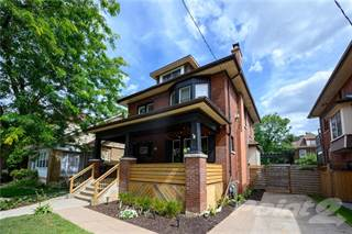 Residential Property for sale in 91 LEINSTER Avenue S, Hamilton, Ontario, L8M 3A4