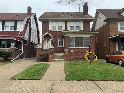 Residential Property for rent in 2655 COLLINGWOOD Street, Detroit, MI, 48206