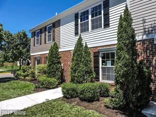 Townhouse for sale in 581 LANCASTER PL, Frederick, MD, 21703