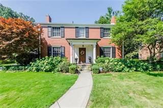 Single Family for sale in 487 LAKELAND Street, Grosse Pointe, MI, 48230