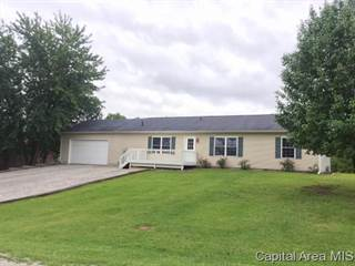 Single Family for sale in 26 MARY AVE, Oakford, IL, 62673