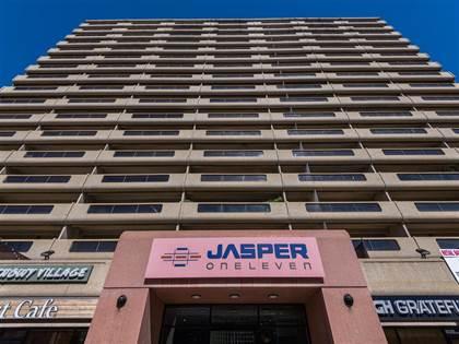 Apartment for rent in 11020 Jasper Ave., Edmonton, Alberta, T5K 2N1