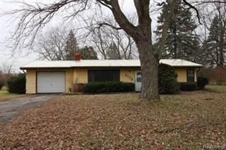 Single Family for sale in 3170 DAVISON Road, Lapeer, MI, 48446