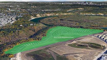 Vacant Land for sale in 3187 CAMERON HEIGHTS WY NW, Edmonton, Alberta, T6M0S4