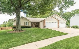 Single Family for sale in 1211 Wood Station Place, Manchester, MO, 63021