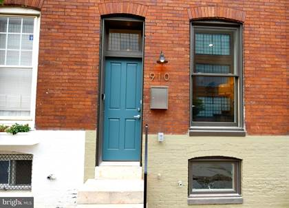 Residential Property for sale in 910 N MILTON AVENUE, Baltimore City, MD, 21205