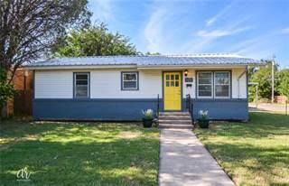 Single Family for sale in 1457 S 18th Street, Abilene, TX, 79602