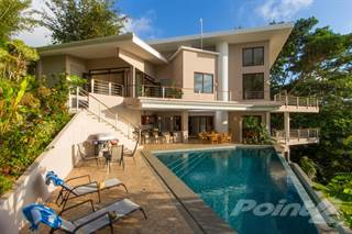 Residential Property for sale in 2.4 ACRES - 3 Bedroom Luxury Ocean View Home With Pool Located In Escaleras!!!!, Escaleras, Puntarenas