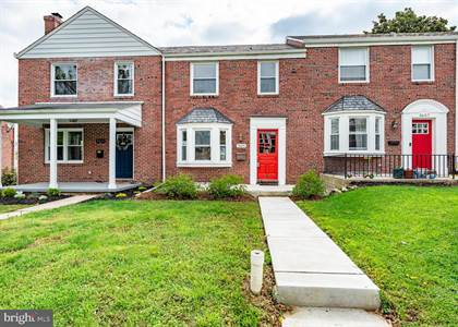Residential for sale in 3609 EDNOR RD, Baltimore City, MD, 21218