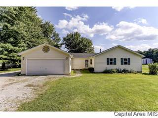 Single Family for sale in 8404 BREEZY MEADOWS DR, Greater Williamsville, IL, 62561
