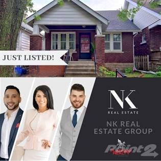 Residential Property for sale in 1178 Bruce, Windsor, Ontario, N9A 4Y4