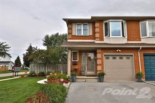 Townhouse for sale in 184 CANDLEWOOD Drive, Hamilton, Ontario