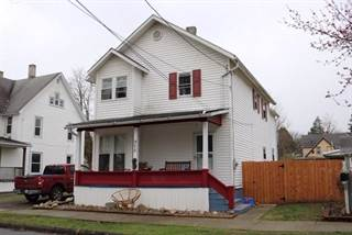 Single Family for sale in 975 Lincoln, Elmira, NY, 14901