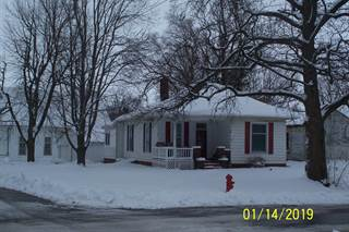 Single Family for sale in 302  S Front Street, Virginia, IL, 62691