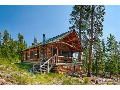 Residential Property for sale in 3106 County Road 96J, Greater Allenspark, CO, 80481