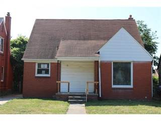 Single Family for sale in 11550 SANFORD Street, Detroit, MI, 48205