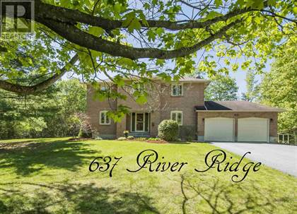 Single Family for sale in 637 River Ridge DR, Glenburnie, Ontario, K0H1S0