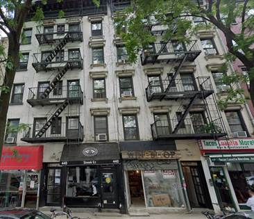 Apartment for rent in 438 East 9th Street Apartments, Manhattan, NY, 10001