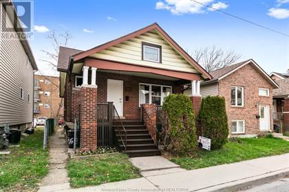 Single Family for sale in 263 RANKIN, Windsor, Ontario, N9B2R4