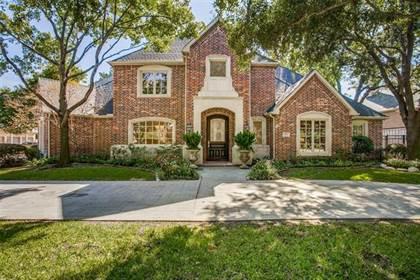 Residential Property for sale in 6474 Glendora Avenue, Dallas, TX, 75230