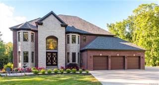 Single Family for sale in 3130 DUANA Drive, Milford, MI, 48380