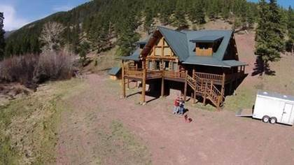 Residential Property for sale in 100 Greenpole Creek Road, Wolf Creek, MT, 59648