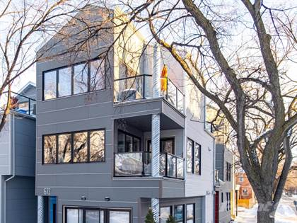 Condominium for sale in 672 Jessie Ave., Winnipeg, Manitoba, R3M 1A4