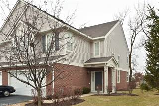 Townhouse for sale in 8601 Foxborough Way, Joliet, IL, 60431